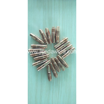 M10-40-0.8mm copper welding contact tip